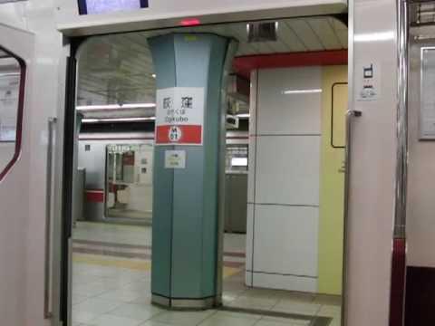 東京メトロ02系(リニューアル車)のドア閉動画