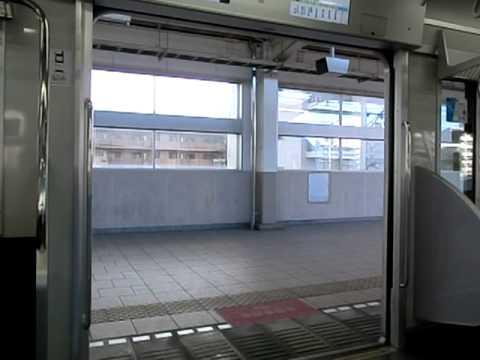 東京メトロ15000系のドア開閉動画