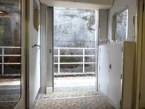 伊豆急2100系(5次車)のドア開閉動画