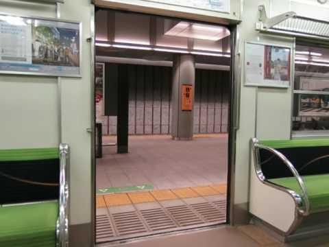 京阪5000系のドア開閉動画(その2)