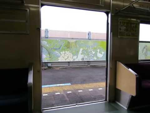 北総7260形のドア開閉動画