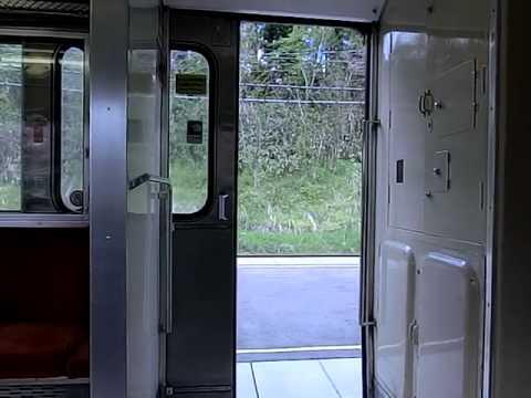 JR西日本475系のドア閉動画(旧タイプ)