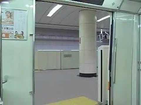 大阪市交通局80系のドア閉動画